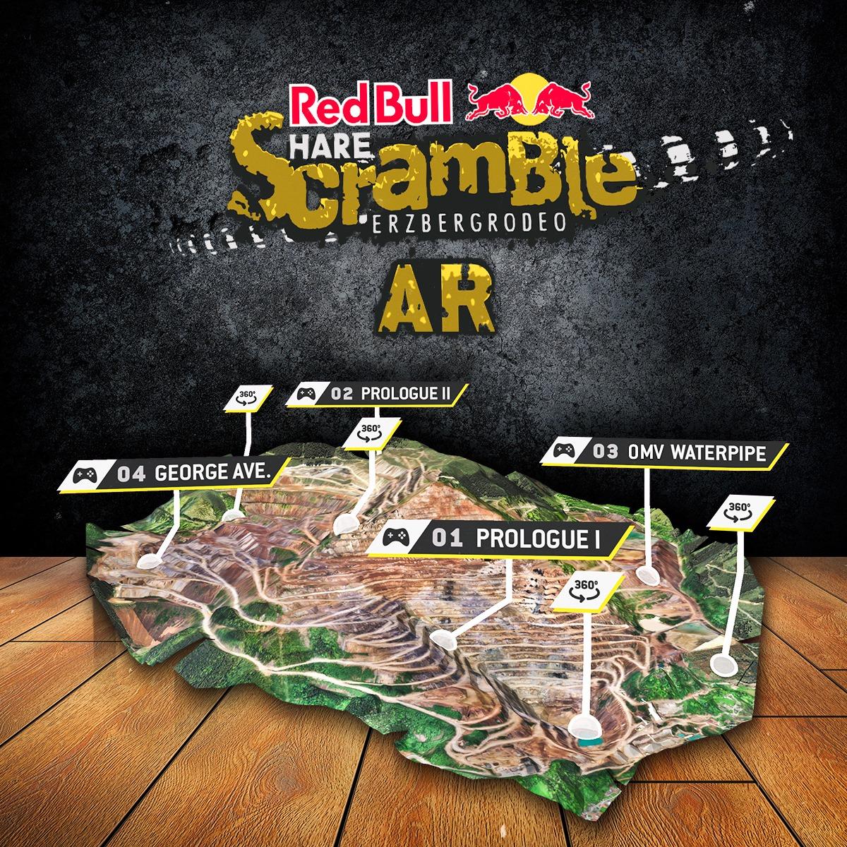Red Bull Hare Scramble